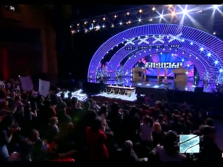 Talent Show - Nichieri 2014 (Live Show 4) - 29 December