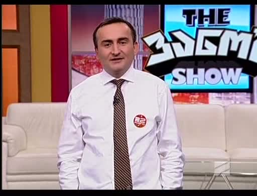 The Vano's Show(Vanos Shou) - 16 September